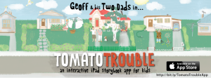Tomato Trouble Available On App Store Facebook Cover